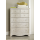 Hooker Furniture Sunset Point 7-Drawer Chest in Hatteras White 5325-90010