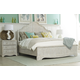 Hooker Furniture Sunset Point Shelter Bedroom Set in Hatteras White
