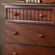 Hillsdale Westfield 4-Drawer Chest in Rich Espresso 1125-784