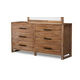 Cresent Fine Furniture Waverly Dresser in Driftwood 5501