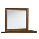 Standard Furniture Avion Mirror in Cherry 86450-86458