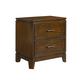 Standard Furniture Avion Nightstand in Cherry 86450-86457