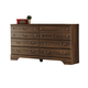 Allymore Six Drawer Dresser in Brownish Gray B216-31