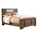 Allymore Queen Panel Bed in Brownish Gray B216-55/51/98