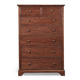 Cresent Fine Furniture Retreat Cherry Chest in Cherry 1508C
