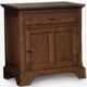 Cresent Fine Furniture Retreat Cherry Nightstand in Cherry 1512