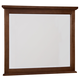 All-American Bonanza Landscape Mirror in Cherry