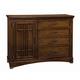 Standard Furniture Artisan Loft Chesser in Warm Oak Finish 92100-92149
