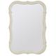 Bernhardt Auberge Mirror in Vintage White 351-331