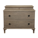 Bernhardt Auberge 3-Drawer Chest in Weathered Oak 351-033A
