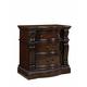 Standard Furniture Churchill Nightstand in Dark Cherry 86000-86007