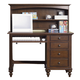 Liberty Furniture Abbott Ridge Student Desk Hutch and Base 277-BR70