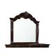 Standard Furniture Churchill Mirror in Dark Cherry 86000-86008
