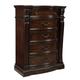 Standard Furniture Churchill Drawer Chest in Dark Cherry 86000-86005