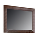 Hillsdale Roma Landscape Mirror in Rich Cherry 1225-721