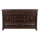 Bernhardt Pacific Canyon 6-Drawer Dresser in Coffee Bean 349-052
