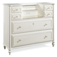 Universal Smartstuff Bellamy Dressing Chest in White 330A004