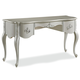 Universal Smartstuff Bellamy Vanity Desk in French Grey 330B027 CLOSEOUT