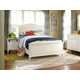 Universal Smartstuff Bellamy Reading Bedroom in White
