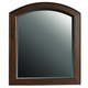 Liberty Furniture Avalon Mirror in Dark Truffle 505-BR50
