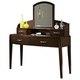 Liberty Furniture Avalon Student Desk Set in Dark Truffle 505-BR70