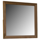 Liberty Furniture Hearthstone Mirror Rustic Oak 382-BR51