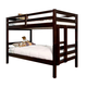 American Woodcrafters Transformers Twin over Twin Bed in Honey Pine 747