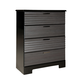 Standard Furniture Reaction 4-Drawer Chest in 2-Tone 67855
