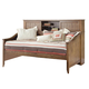 Liberty Furniture Hearthstone Youth Full Daybed in Rustic Oak 382-BR10DB