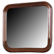 Liberty Furniture Carriage Court  Mirror in Mahogany 709-BR51