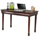 Liberty Furniture Carriage Court Youth Desk in Mahogany 709-BR70