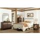Standard Furniture Tristen Metal Bedroom Set
