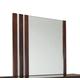 Standard Furniture Strata Mirror in Warm Brown 68450-68468