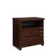Standard Furniture Strata TV Chest in Warm Brown 68456