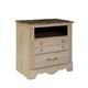 Standard Furniture Torina TV Chest in Light Cream 68850-68856