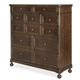 Universal Furniture Proximity Dressing Chest in Sumatra Finish 356175