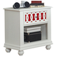 Liberty Furniture Kaleidoscope Nightstand in Linen White 527-BR60 CLEARANCE