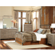 Standard Furniture Stonehill-Tristen Metal Bedroom Set