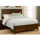 Liberty Furniture Laurel Creek Queen Panel Bed with Storage  in Cinnamon 461-BR-QSB