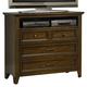 Liberty Furniture Laurel Creek Media Chest in Cinnamon 461-BR45