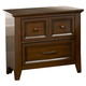 Liberty Furniture Laurel Creek Nightstand in Cinnamon 461-BR61