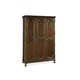 Universal Furniture Proximity Keeping Cabinet in Sumatra Finish 356160 CLOSEOUT