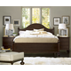 Universal Furniture Proximity Low Post Bedroom Set in Sumatra