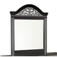 Standard Furniture Odessa Black Mirror in Black 69550-69568