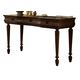 Liberty Furniture Rustic Traditions 3 Drawer Vanity in Rustic Cherry 589-BR35