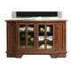 Liberty Cabin Fever Entertainment TV Console in Bistro Brown 121-TV60