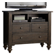 Liberty Furniture Southern Pines Media Chest in Bark 818-BR45