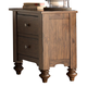 Liberty Furniture Southern Pines 2 Drawer Nightstand in Bark 818-BR61
