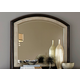 Liberty Furniture Sunset Boulevard Arched Mirror in Coffee Bean 769-BR51