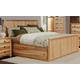 A-America Adamstown King Panel Storage Bed ADANT5171